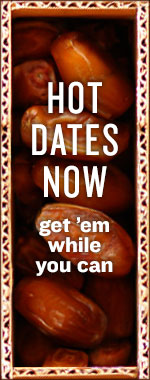 Hot Dates Now – get 'em while you can