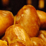 Hey peanut butter fans, try Zahidi dates!